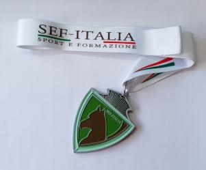 Medaglie SEF-ITALIA